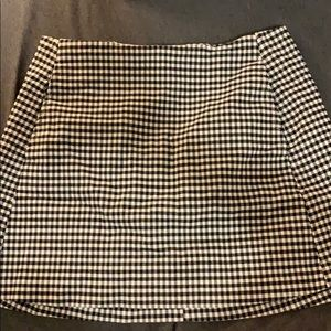 Urban Outfitters Skirts - Urban Outfitters Checkered Mini Skirt